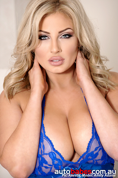 See more of Amity Adams in Edition 60 @ autobabes.com.au